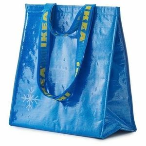 IKEA Cooler Shopping Bag FRAKTA Reusable Insulated